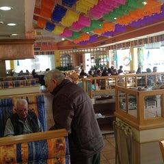 Photo taken at El Portón by Javier C. on 11/26/2012