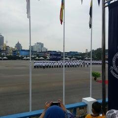 Photo taken at Pusat Latihan Polis (Pulapol) by Tajul Emran T. on 10/26/2013