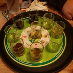 Photo taken at Laurelwood Public House & Brewery by James G. on 1/19/2014
