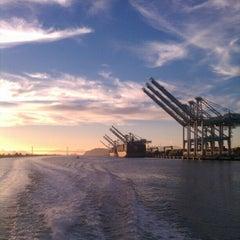 Photo taken at San Francisco Bay Ferry - Alameda Main Street Terminal by megan g. on 9/22/2012