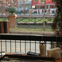Photo taken at Lobiya by Ünal Ç. on 12/31/2012