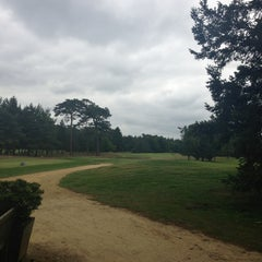 Photo taken at Hilversumsche Golfclub by Rob L. on 7/11/2013