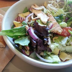 Photo taken at Panera Bread by Nellie on 6/9/2013