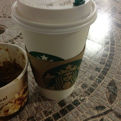 Photo taken at Starbucks by Aaron C S. on 3/1/2013