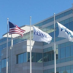 Photo taken at PayPal Campus by Kevin P. on 4/9/2013