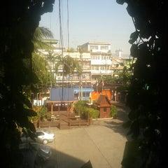 Photo taken at Tongtara Riverview Hotel Bangkok by Enrico Z. on 12/20/2014