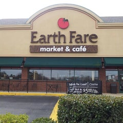 Photo taken at Earth Fare by Courtney N. on 3/11/2013