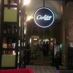 Photo taken at Cielito Querido Café by Alejandro D. on 1/15/2013