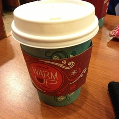 Photo taken at Caribou Coffee by Abby W. on 12/29/2012