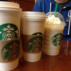 Photo taken at Starbucks by Tyler D. on 2/4/2013