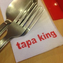 Photo taken at Tapa King by Ert L. on 5/20/2014