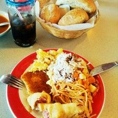 Photo taken at California Restaurante by Roger V. on 2/23/2013