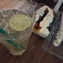 Photo taken at Starbucks by Minkyung C. on 4/9/2015