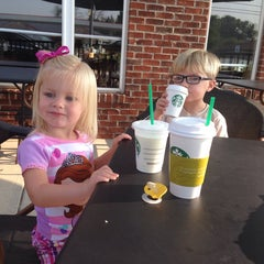 Photo taken at Starbucks by Marcie M. on 8/1/2014
