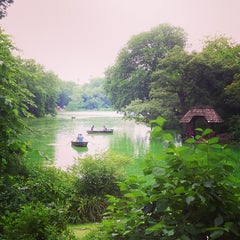 Photo taken at Central Park by Chris D. on 6/17/2013