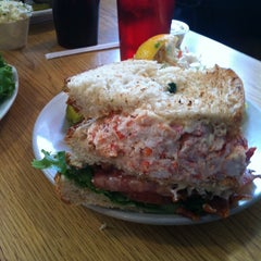 Photo taken at Brass Compass Cafe by Foodie P. on 1/26/2013