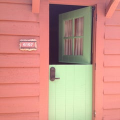 Photo taken at Bright Angel Historic Cabins by Lilith C. on 5/9/2013