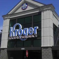 Photo taken at Kroger by Randy J. on 4/21/2013