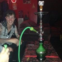 Photo taken at Casablanca Hookah Lounge by Mike C. on 12/15/2012