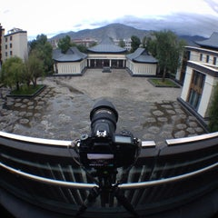 Photo taken at The St. Regis Lhasa Resort by 薛 京. on 8/18/2014