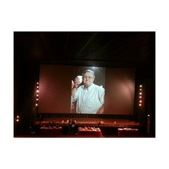 Photo taken at Nuovo Cinema Mandrioli by Giulia B. on 9/12/2013