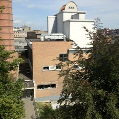 Photo taken at De Therminal, UGent by Dirk V. on 8/29/2012