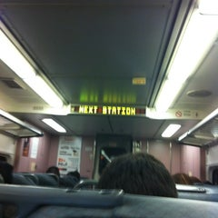 Photo taken at NJT - Northeast Corridor Line (NEC) by Karin S. on 2/10/2012