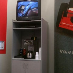 Photo taken at Firestone Complete Auto Care by Steve S. on 10/22/2011