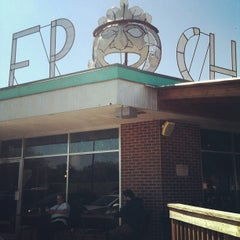 Photo taken at Epoch Coffee by John S. on 3/12/2012