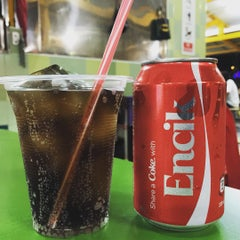 Photo taken at Eunos Crescent Market & Food Centre by Alvin T. on 7/24/2015