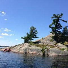 Photo taken at Stoney Lake by Murray M. on 7/14/2013