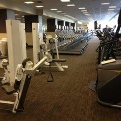 Photo taken at Equinox Sports Club San Francisco by Tim P. on 9/8/2013
