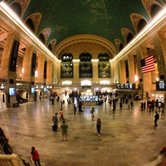 Photo taken at Grand Central Terminal by Pascal I. on 9/8/2013