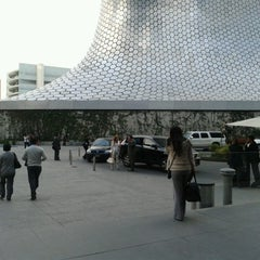 Photo taken at Plaza Carso by Victor L. on 2/19/2013
