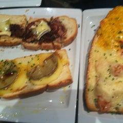 Photo taken at Vinoteca Barbechera Santa Ana by Beatriz Á. on 11/24/2012