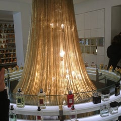 Photo taken at Guerlain by Fantaisistique on 12/18/2012