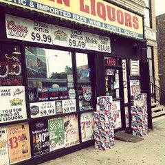 Photo taken at Logan Liquors by Pete N. on 6/12/2013