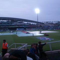 Photo taken at The Kia Oval by Seb N. on 6/27/2013