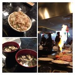 Photo taken at Yamato Japanese Restaurant by Kathy N. on 5/18/2013