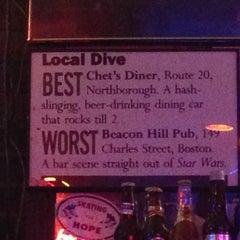 Photo taken at Beacon Hill Pub by Gabriella A. on 5/11/2013