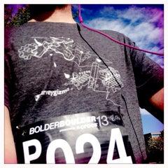 Photo taken at Bolder Boulder 10K Race by Justin C. on 5/27/2013