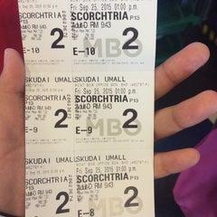 Photo taken at MBO Cinemas by Nana Z. on 9/25/2015