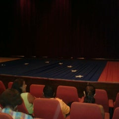 Photo taken at Teatro Luis Mariano Rivera by Victhor G. on 12/4/2012