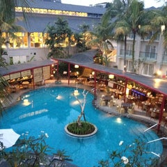 Photo taken at Sheraton Bandung Hotel & Towers by Alexander S. on 2/19/2014
