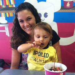 Photo taken at Menchie's by Kathy W. on 7/20/2015