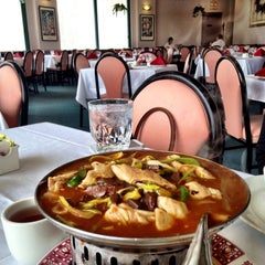 Photo taken at Tony Lin's Restaurant by Jason B. on 4/5/2014