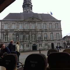 Photo taken at Hotel de la Bourse by Evert v. on 4/27/2013