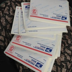 Photo taken at US Post Office by Farra M. on 11/26/2012
