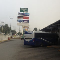 Photo taken at Central de Autobuses by Jorge M. on 10/10/2012