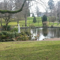 Photo taken at Wright Park by Koryn K. on 2/4/2013
